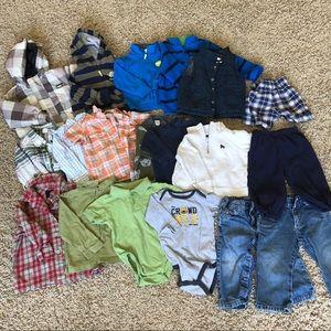 Other - Baby boy bundle 12-24 months